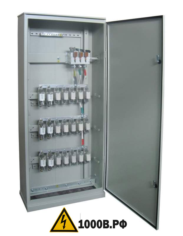 ШР и ШРС - шкаф распределительный и шкаф распределительный силовой 1